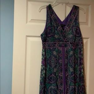 INC WOMAN DRESS SIZE LARGE